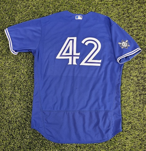 Photo of CHARITY AUCTION: Authenticated Team Issued #42 Jersey: Sean Reid-Foley (2020 Season). Size 48.