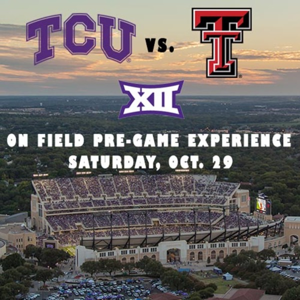 Photo of TCU Football Pre-Game Experience vs. Texas Tech - Saturday, October 29, 2016 (B)