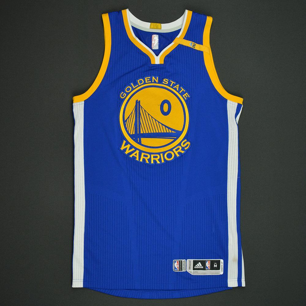 ed85739ad Patrick McCaw - Golden State Warriors - 2017 NBA Finals - Game 3 - Game-