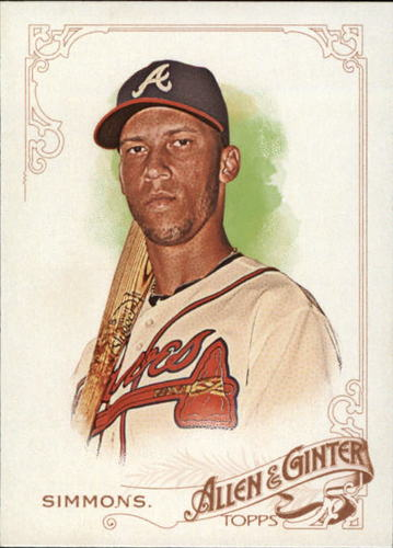 Photo of 2015 Topps Allen and Ginter #62 Andrelton Simmons