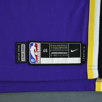 Josh Hart - Los Angeles Lakers - Game-Worn Statement Edition Jersey - 2018-19 Season