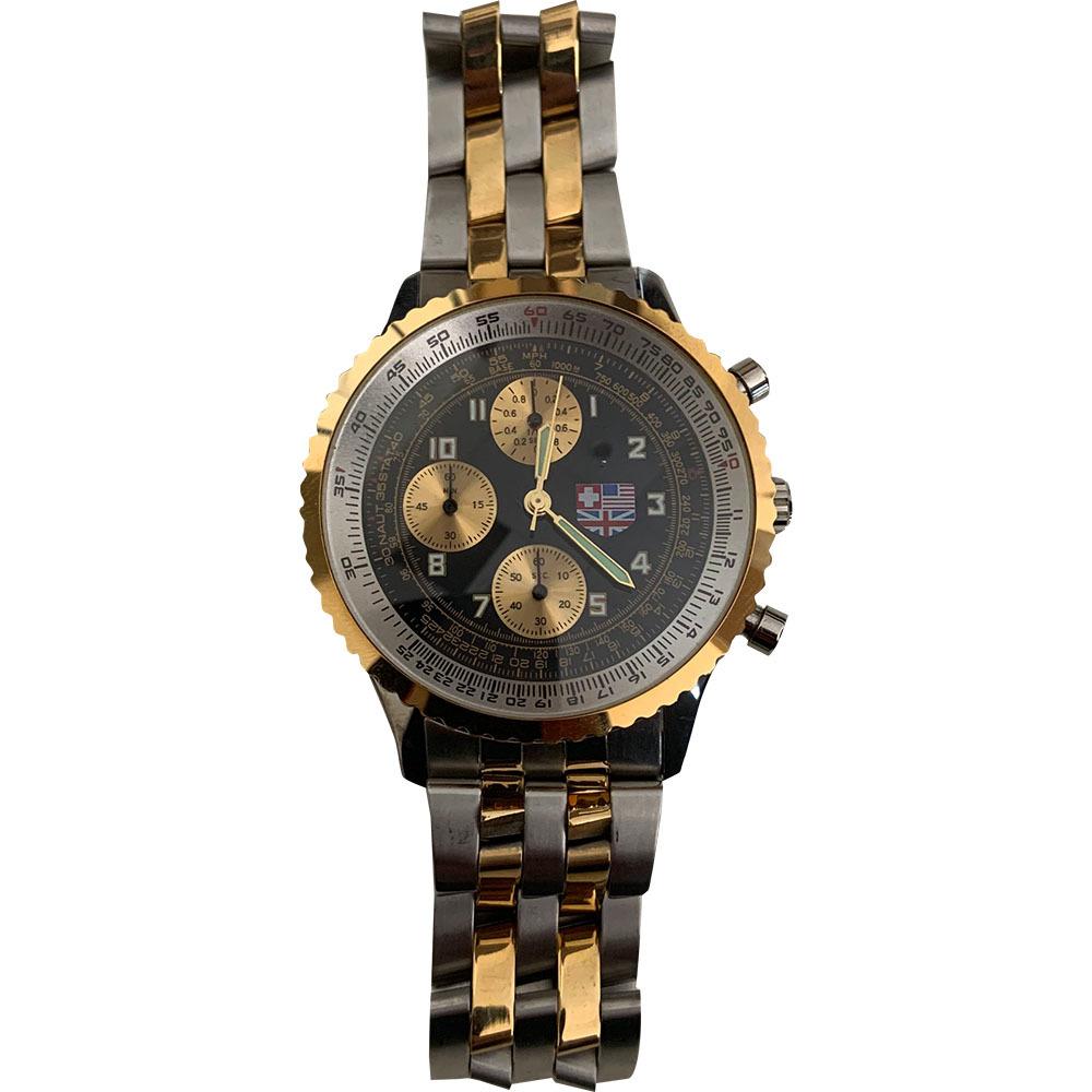 Phantom Watch - Presented to Gordie Howe by Hockey Club 500