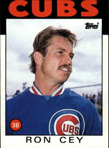 Photo of 1986 Topps #669 Ron Cey