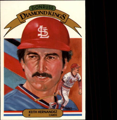 Photo of 1983 Donruss #20 Keith Hernandez DK