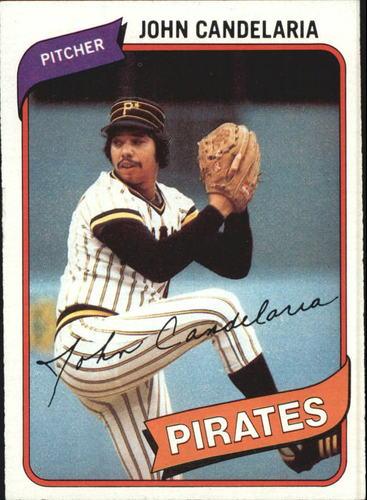 Photo of 1980 Topps #635 John Candelaria