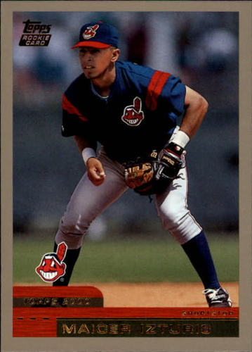 Photo of 2000 Topps Traded #T26 Maicer Izturis RC