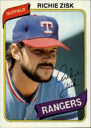 Photo of 1980 Topps #620 Richie Zisk