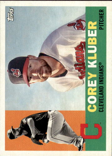Photo of 2017 Topps Archives #74 Corey Kluber