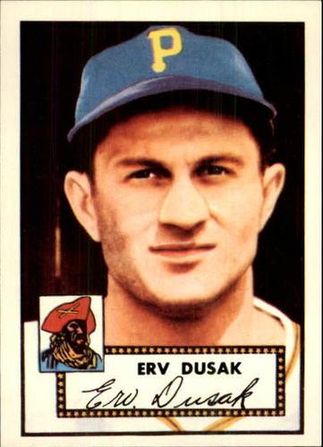 Photo of 1983 Topps 1952 Reprint #183 Erv Dusak