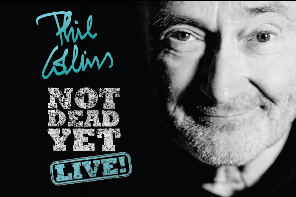Clickable image to visit Premium Seats to Phil Collins in Brooklyn