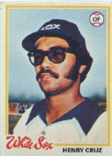 Photo of 1978 Topps #316 Henry Cruz DP
