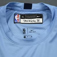 Jaren Jackson Jr. - 2020 NBA Rising Stars - Team USA - Warm-up and Game-Worn Shooting Shirt