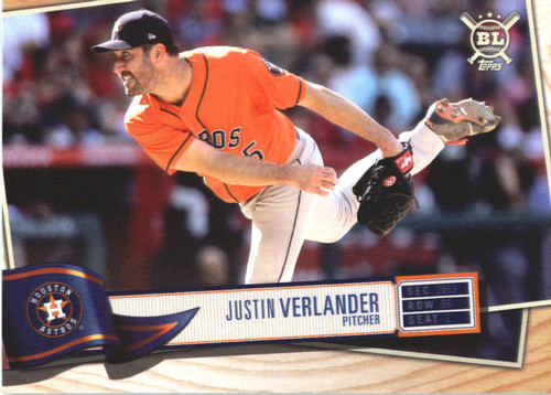 Photo of 2019 Topps Big League #159 Justin Verlander