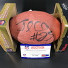Legends - Chiefs Jamal Charles Signed Authentic Football