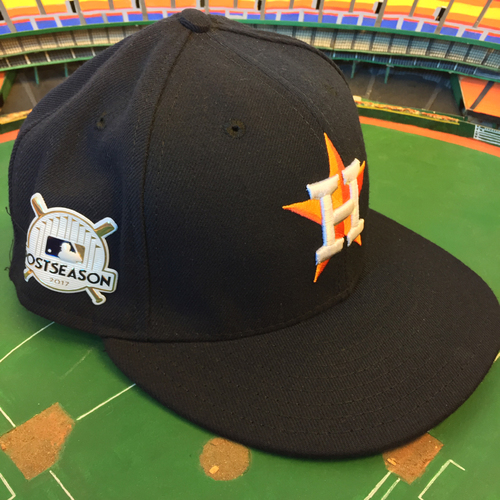 Photo of ALCS Game 7 - Rich Dauer Game-Used Postseason Hat