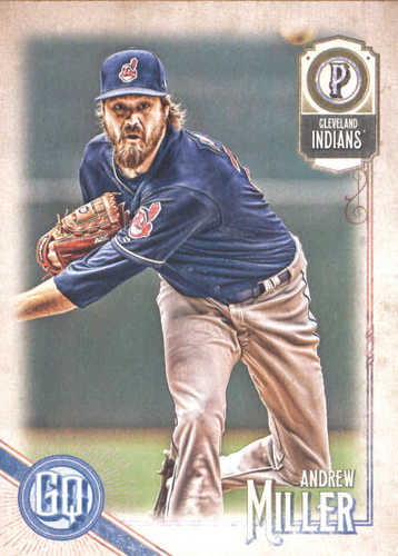Photo of 2018 Topps Gypsy Queen #281 Andrew Miller