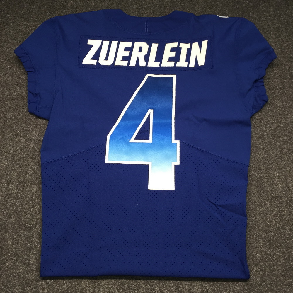 brand new ab732 f5955 NFL Auction | NFL - Rams Greg Zuerlein 2018 game issued NFC ...