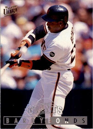 Photo of 1995 Ultra #442 Barry Bonds