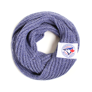 Toronto Blue Jays Chunky Knit Snood by Gertex