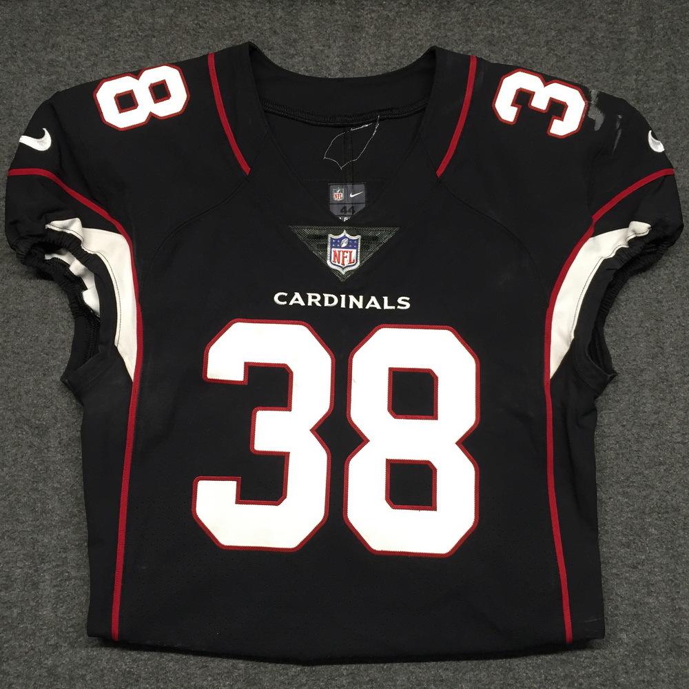 NFL Auction | Crucial Catch - Cardinals Andre Ellington game worn ...