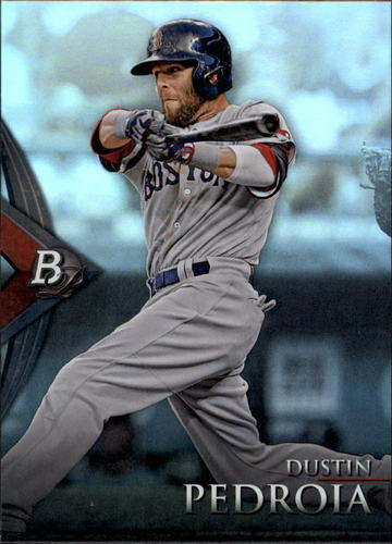 Photo of 2014 Bowman Platinum #46 Dustin Pedroia