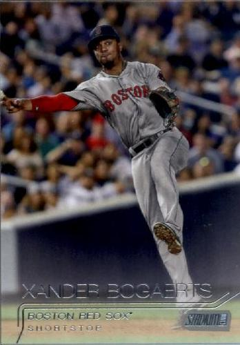 Photo of 2015 Stadium Club #187 Xander Bogaerts
