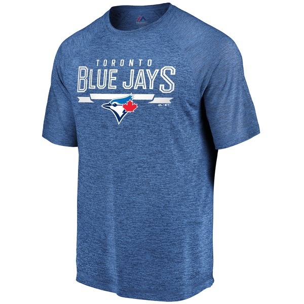 Toronto Blue Jays Raise the Level T-Shirt by Majestic
