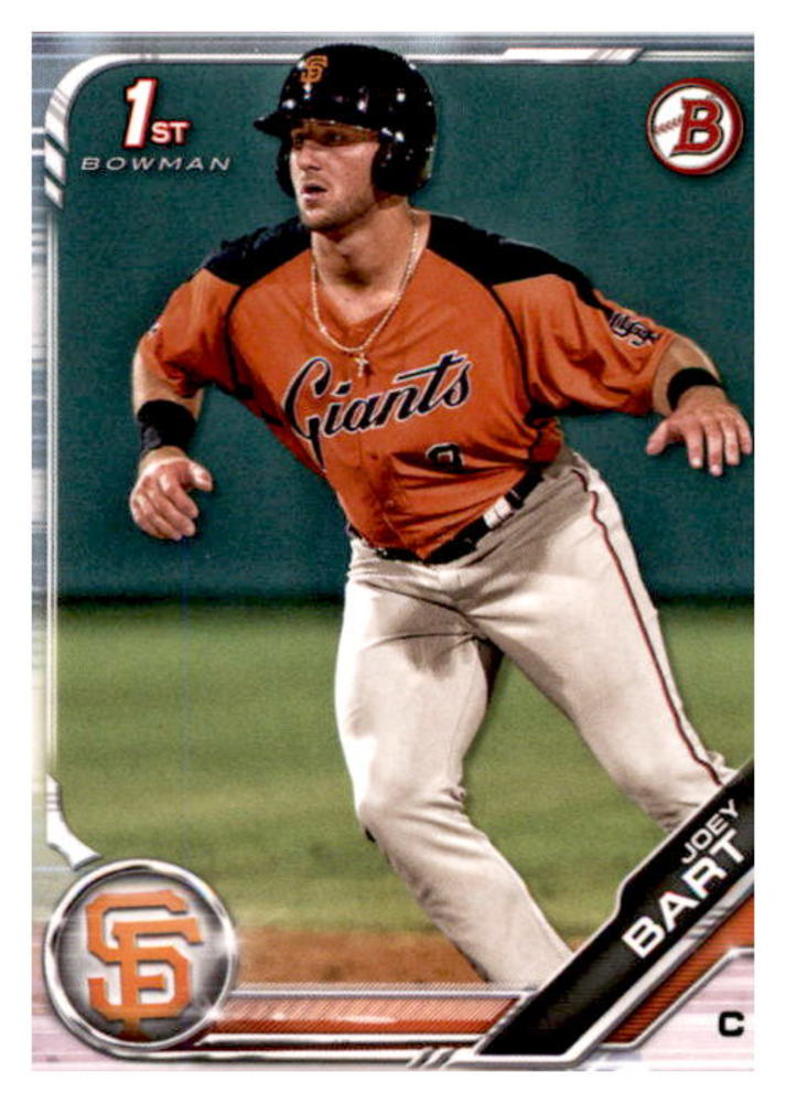 2019 Bowman Prospects #BP50 Joey Bart