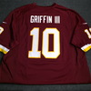 REDSKINS - ROBERT GRIFFIN III REPLICA JERSEY SIZE LARGE