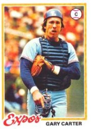 Photo of 1978 Topps #120 Gary Carter