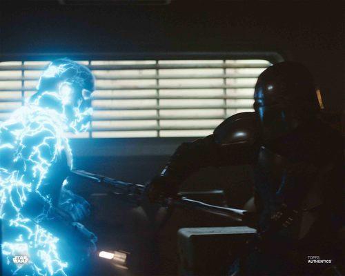 The Mandalorian and Stormtrooper