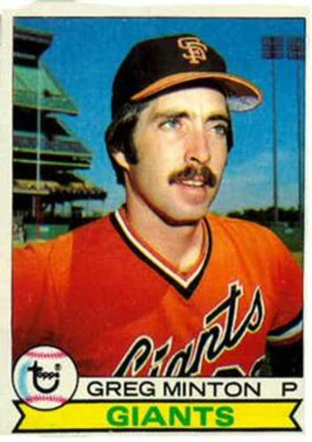 Photo of 1979 Topps #84 Greg Minton