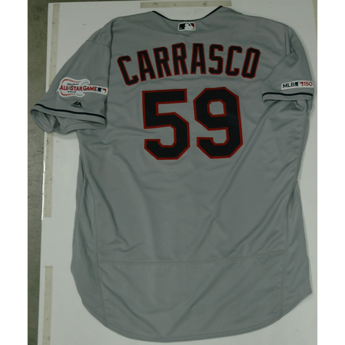 Carlos Carrasco 2019 Team Issued Road Jersey