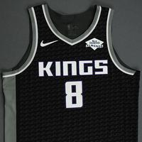 Bogdan Bogdanovic - Sacramento Kings - Game-Worn Statement Edition Jersey - NBA India Games - 2019-20 NBA Season