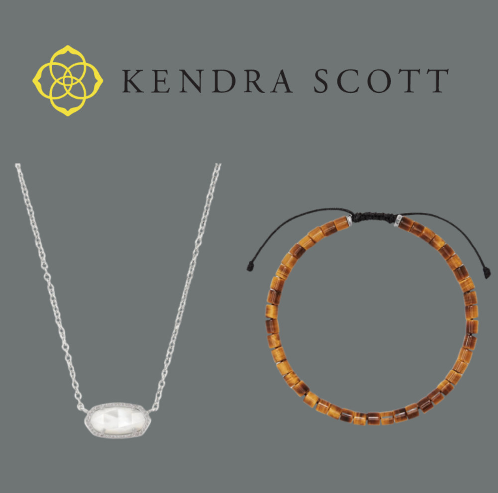 Kendra Scott Men's and Women's Jewelry Set