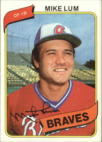 Photo of 1980 Topps #7 Mike Lum