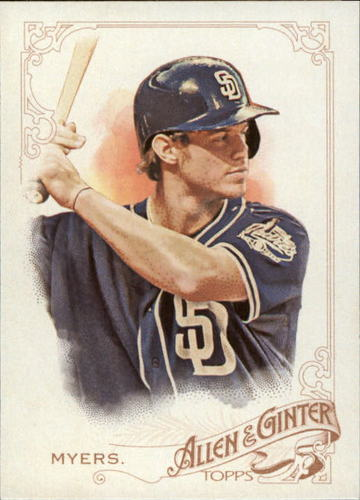 Photo of 2015 Topps Allen and Ginter #289 Wil Myers