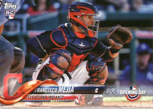 Photo of 2018 Topps Opening Day #129 Francisco Mejia