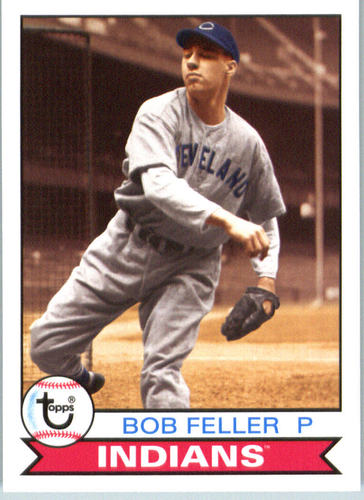 Photo of 2016 Topps Archives #163 Bob Feller