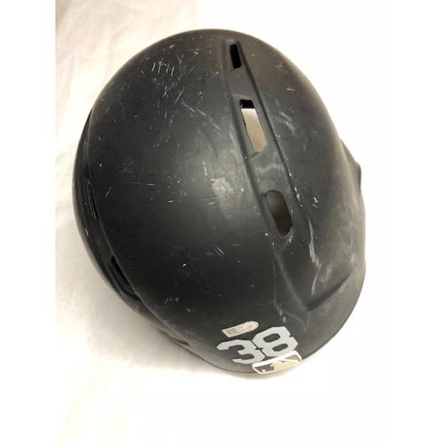 Photo of Omar Narvaez Team Issued Batting Helmet