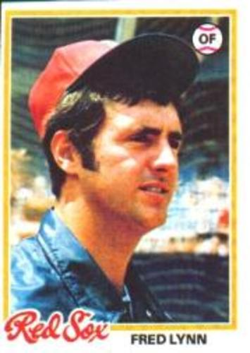 Photo of 1978 Topps #320 Fred Lynn