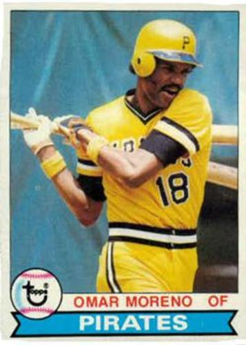 Photo of 1979 Topps #607 Omar Moreno