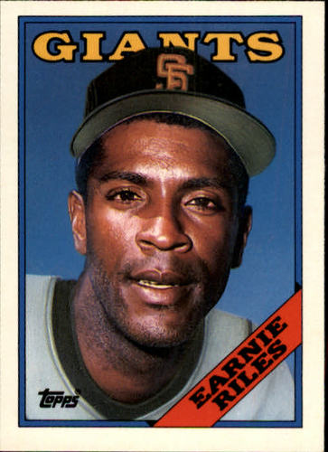Photo of 1988 Topps Traded #93T Ernie Riles