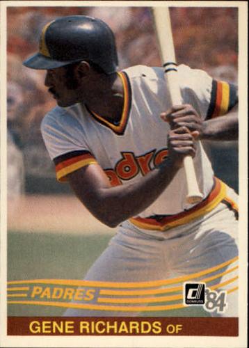 Photo of 1984 Donruss #429 Gene Richards