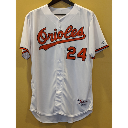 Dave Schmidt - 1989 'Why Not?' Anniversary Jersey: Autographed