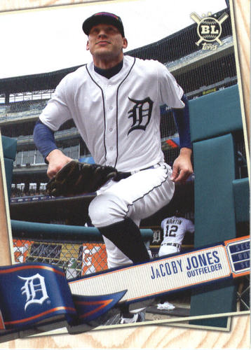 Photo of 2019 Topps Big League #165 JaCoby Jones