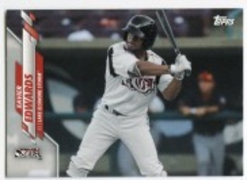 Photo of 2020 Topps Pro Debut #PD67 Xavier Edwards