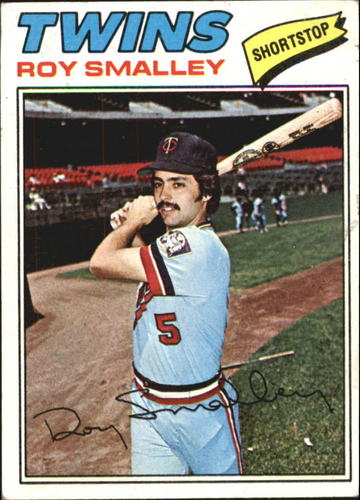 Photo of 1977 Topps #66 Roy Smalley