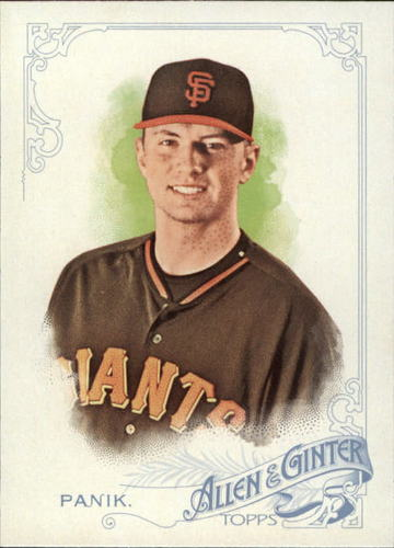 Photo of 2015 Topps Allen and Ginter #72 Joe Panik