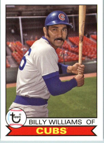 Photo of 2016 Topps Archives #173 Billy Williams